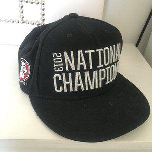 FSU National Champions Nike Baseball Cap